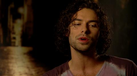 Exclusive - Aidan Turner Pt. 3