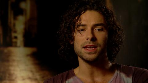 Exclusive - Aidan Turner Pt. 4