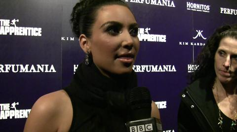 Kim Kardashian reflects on London, British fashion icon...