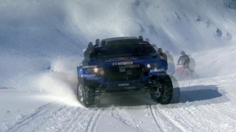 Sneak Peek - Ski Resort Race