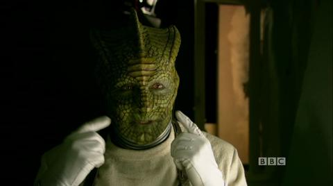 S5 DVD Extras - The Silurians