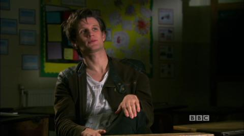 S5 DVD Extras - Weeping Angels