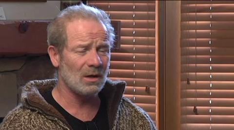 Peter Mullan at Sundance
