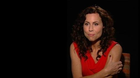 "Minnie Driver Says ""The Clock Isn't Ticking"" on Her Car..."