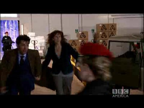 Inside Look Pt. 6 - Dynamic of Donna and the Doctor