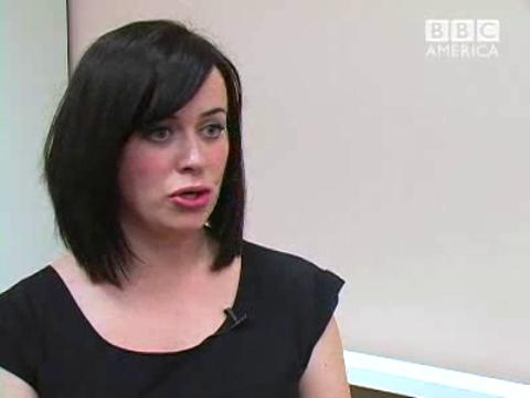 Comic Con - Eve Myles Interview Pt. 1