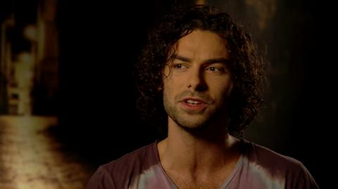 Exclusive - Aidan Turner Pt. 1