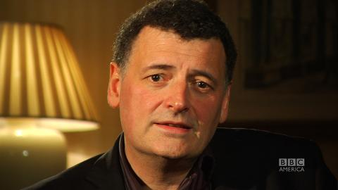 Steven Moffat - If I had a Time Machine