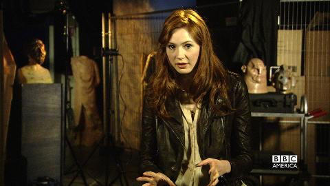 Karen Gillan - If I had a Time Machine