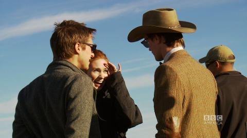 Exclusive Sneak Peek of Doctor Who In America