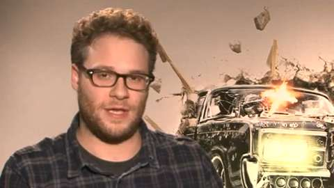 Seth Rogen Offers Well-Wishes To William/Kate