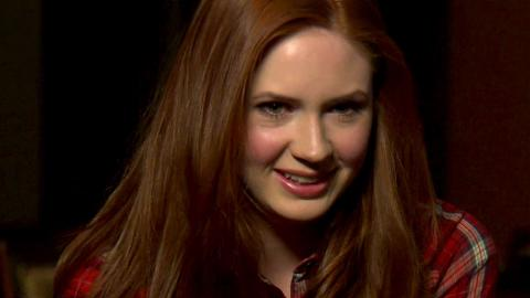 Insider: Ep 2  -- Karen Gillan on Guns & Body Bags