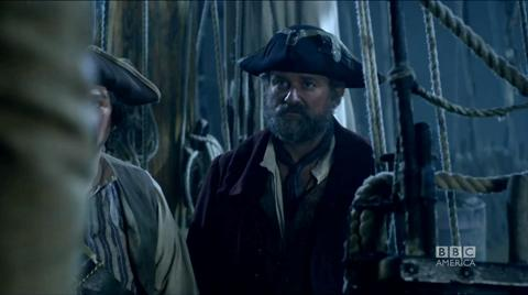 Arghh!  Hugh Bonneville Talks Pirates, Parrots & Doctor Who