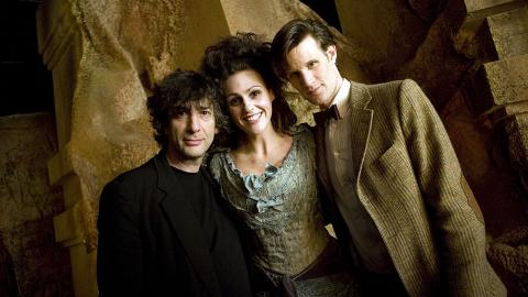 """Exclusive: Neil Gaiman on """"The Doctor's Wife"""""""