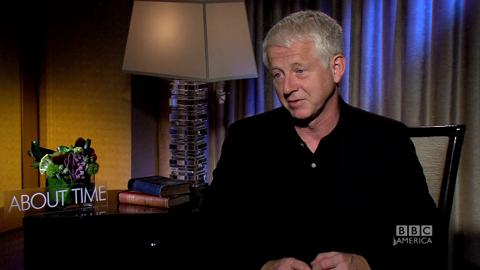 Richard Curtis: Writing 'Doctor Who' Prepared Me for Do...