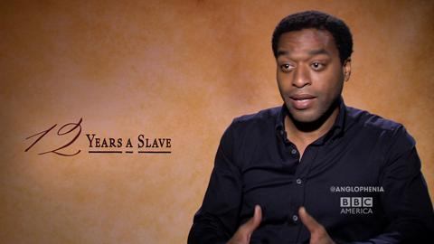 Chiwetel Ejiofor on '12 Years a Slave'