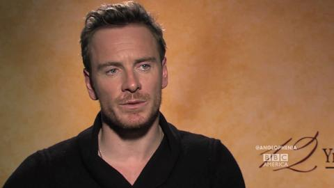 Michael Fassbender Defends Brutality in '12 Years a Sla...