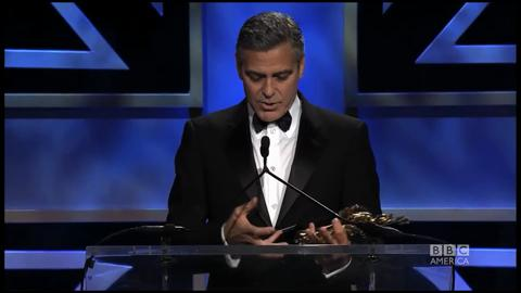 George Clooney on His Worst Job