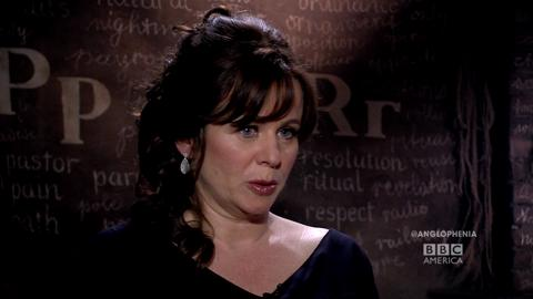 Anglophenia: Emily Watson on the Power of Words