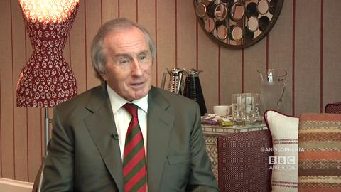 British Racing Legend Sir Jackie Stewart Defends Roman ...