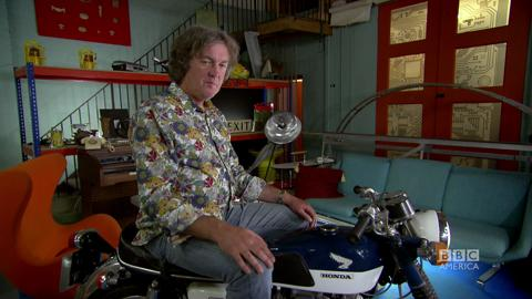 'James May's Man Lab' Season 3 Trailer