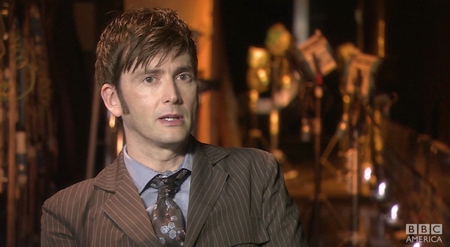 David Tennant on the Evolution of the Doctor