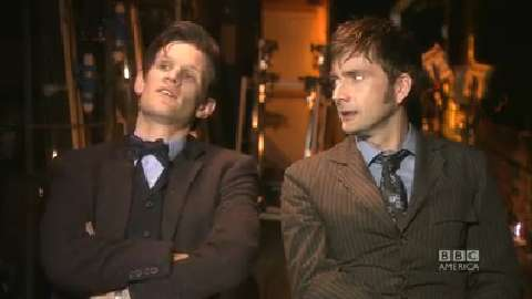 Working with Another Doctor on the 50th