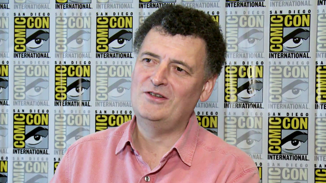 "Exclusive - Steven Moffat: Matt and David Are ""Quite a ..."