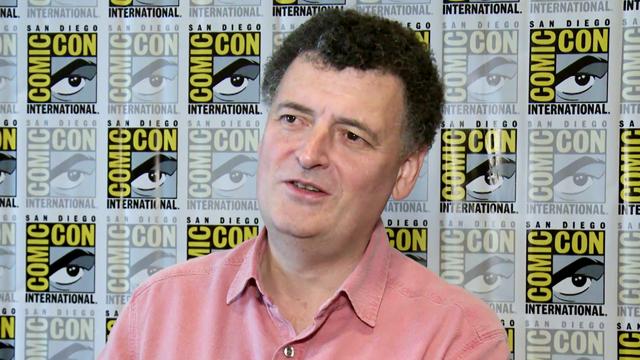 """Exclusive - Steven Moffat: Matt and David Are """"Quite a ..."""
