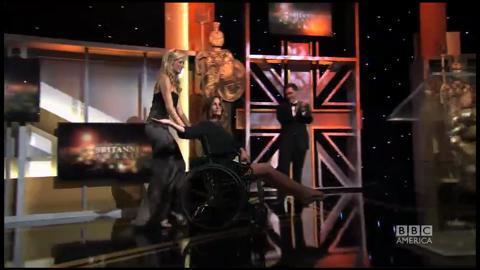Julia Roberts' Shocking Entrance