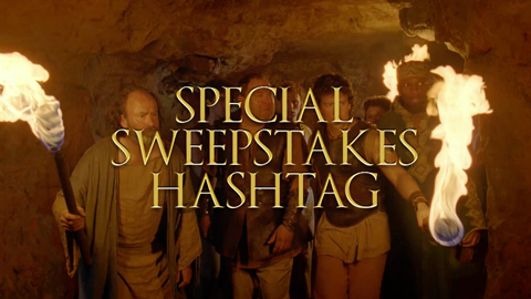 Watch to Win Sweepstakes