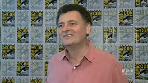 Steven Moffat on An Adventure in Space and Time