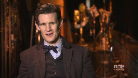 What Would Matt Smith Steal from the Tenth Doctor?