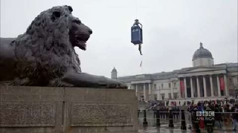 Inside Look - Shooting the 50th in Trafalgar Square
