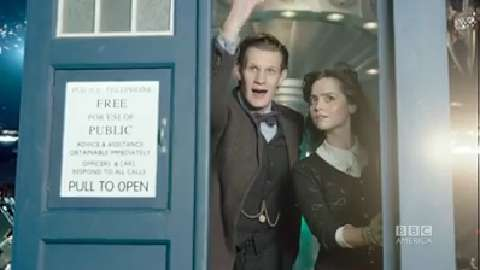 The Time of the Doctor: Exclusive Extended Trailer