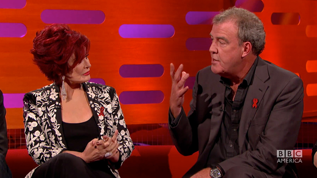Jeremy Clarkson's Incidents with Punches and Pies
