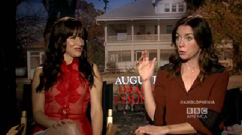 'August: Osage County' Stars Juliette Lewis, Julianne N...