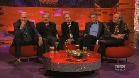 Monty Python Answers Backstreet Boys Questions