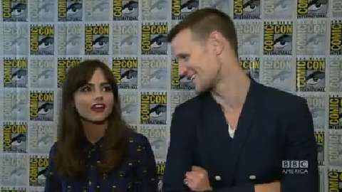 What Would Matt and Jenna Take from the TARDIS?