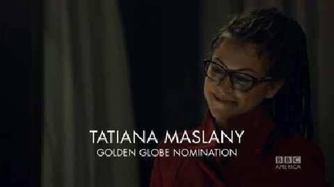 Congratulations Tatiana Maslany!