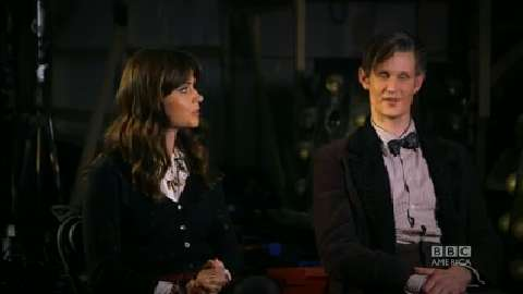 The Time of the Doctor: Behind the Lens