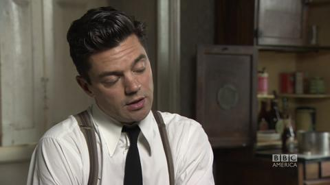 Dominic Cooper Talks Bond