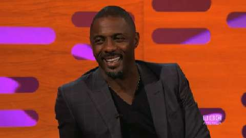 Idris Elba's 'Sexy Look'