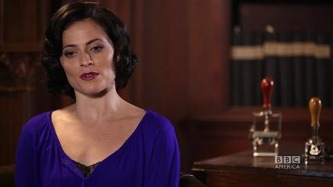 Lara Pulver on playing Ann O'Neill