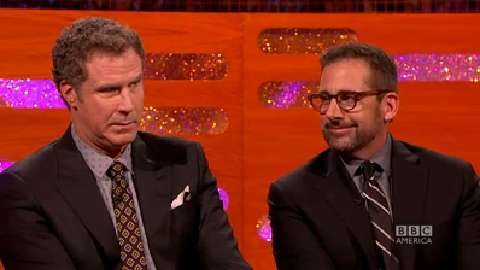 Will Ferrell Does Harrison Ford Impression