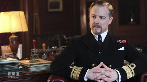 Samuel West on 'M'