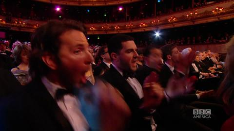 Welcome to the 2014 BAFTAs!