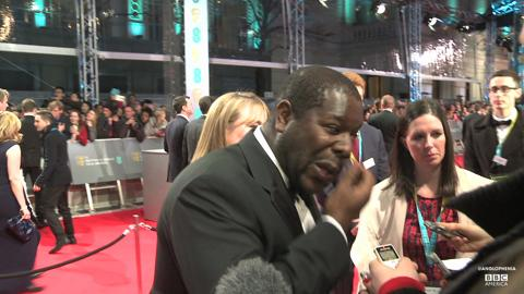 BAFTAs: Steve McQueen on '12 Years A Slave'