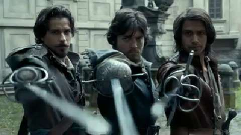 The Musketeers Teaser