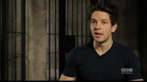 Damien Molony: New Cop in Town